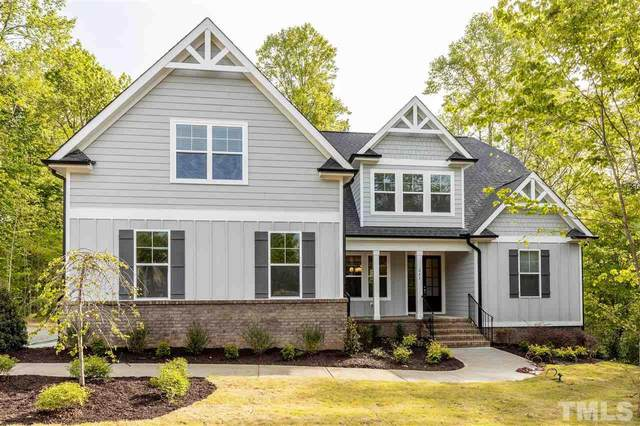 142 Lookout Ridge, Pittsboro, NC 27312 (#2380481) :: Real Estate By Design