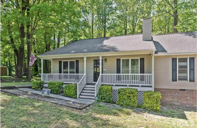 415 Roanoke Way, Clayton, NC 27527 (#2380574) :: RE/MAX Real Estate Service