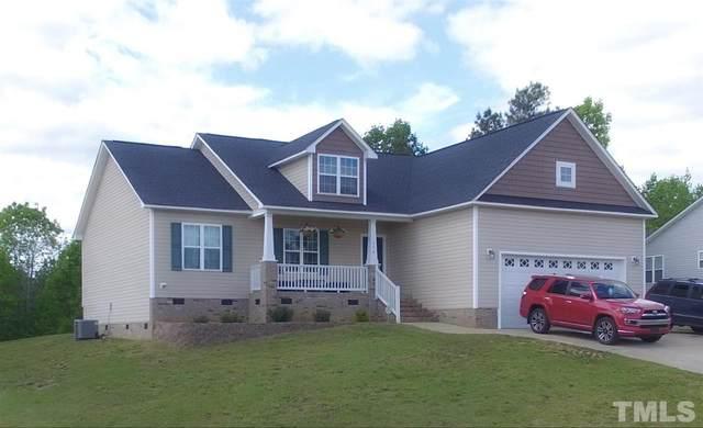 376 Crystal Creek Drive, Clayton, NC 27520 (#2380583) :: Kim Mann Team