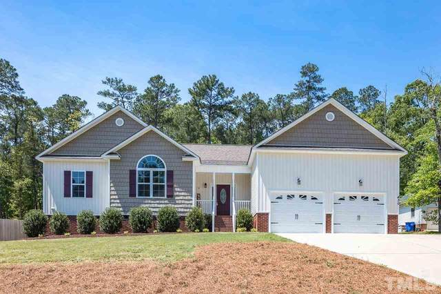 430 Cross Link Drive, Angier, NC 27501 (#2380594) :: Dogwood Properties