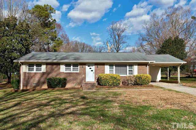 1517 Basewood Drive, Raleigh, NC 27609 (MLS #2380605) :: The Oceanaire Realty
