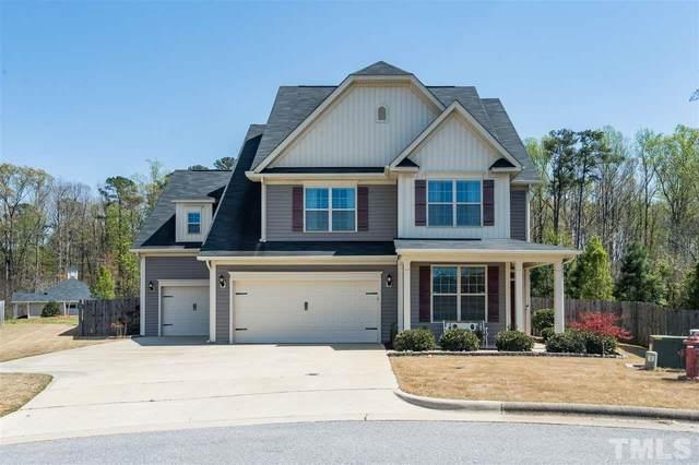 75 Mcguire Lane, Clayton, NC 27527 (#2380610) :: Kim Mann Team