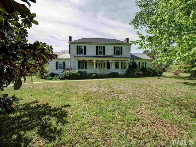 582 Jefferson Street, Boydton, VA 23917 (#2380685) :: The Perry Group