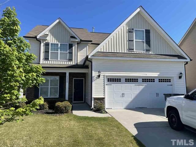 4220 Vineyard Ridge Drive, Zebulon, NC 27597 (#2380724) :: Kim Mann Team