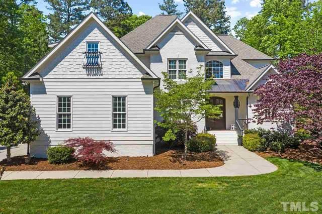316 Chapel Ridge Drive, Pittsboro, NC 27312 (#2380725) :: The Jim Allen Group