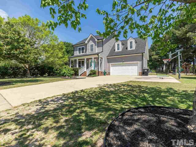 7341 Westworth Drive, Willow Spring(s), NC 27592 (MLS #2380776) :: The Oceanaire Realty