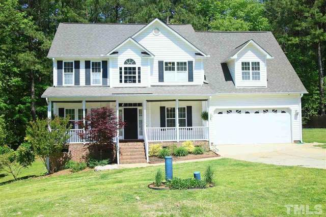 357 Manchester Trail, Clayton, NC 27527 (#2380829) :: Triangle Top Choice Realty, LLC