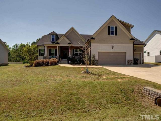 404 Brazil Nut Lane, Smithfield, NC 27577 (#2380841) :: Triangle Just Listed
