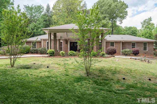 317 Bayberry Drive, Chapel Hill, NC 27517 (#2380856) :: Dogwood Properties
