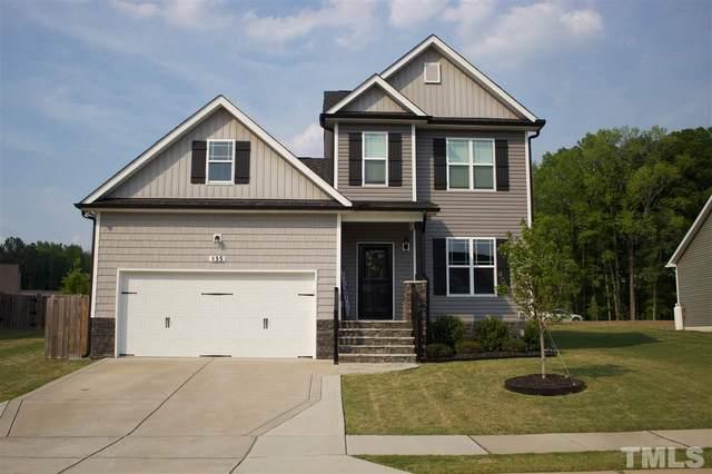 135 Fairview Street, Clayton, NC 27520 (#2380868) :: Spotlight Realty