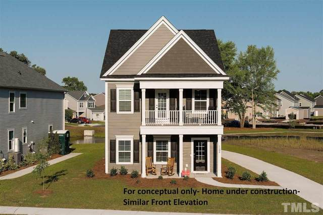 9025 Lee Brown Ridge Drive Lot 341, Wake Forest, NC 27587 (MLS #2380876) :: The Oceanaire Realty