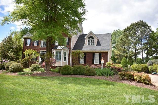 5024 Sunset Walk Lane, Holly Springs, NC 27540 (MLS #2380880) :: The Oceanaire Realty