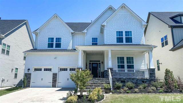 224 Hensley Hill Place, Holly Springs, NC 27540 (#2380899) :: Triangle Just Listed