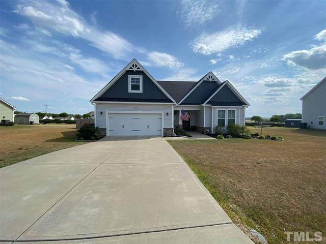 112 Marsala Drive, Princeton, NC 27569 (MLS #2380941) :: The Oceanaire Realty