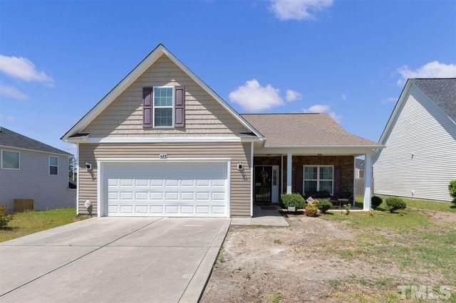 428 Holman Street, Fayetteville, NC 28306 (#2380998) :: Dogwood Properties