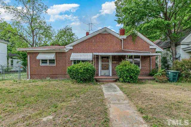 303 S Alabama Avenue, Goldsboro, NC 27530 (#2381011) :: Raleigh Cary Realty