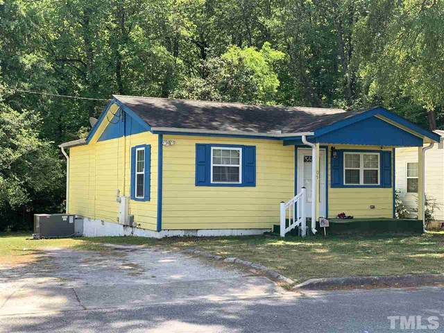 607 Mial Street, Clayton, NC 27520 (#2381024) :: Real Estate By Design