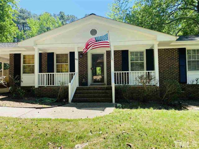 103 Sycamore Street, Cary, NC 27513 (MLS #2381041) :: The Oceanaire Realty
