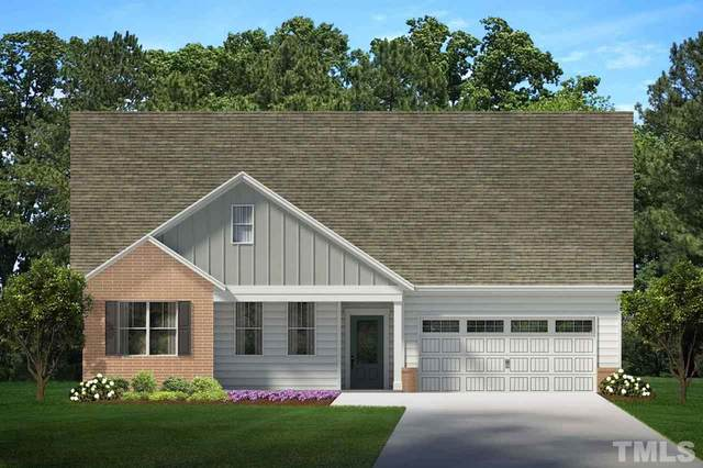 8644 Deep Elm Drive #51, Wake Forest, NC 27587 (#2381089) :: M&J Realty Group