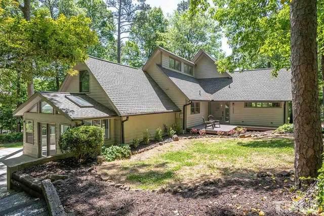 1525 Arboretum Drive, Chapel Hill, NC 27517 (#2381101) :: Kim Mann Team