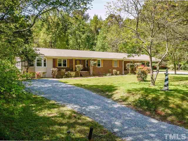 252-254 Oakwood Drive, Pittsboro, NC 27312 (#2381104) :: Kim Mann Team