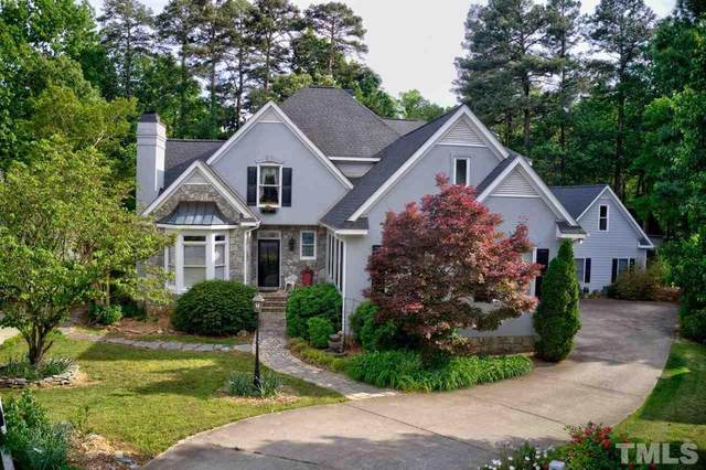 6201 Wyckhurst Court, Raleigh, NC 27609 (#2381119) :: The Perry Group