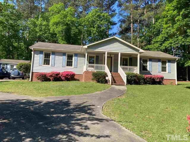 303 Thomas Drive, Clayton, NC 27520 (#2381121) :: Dogwood Properties