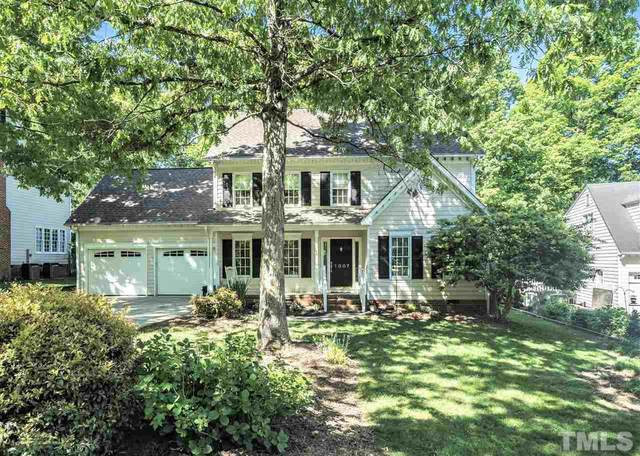 1007 New Chester Court, Apex, NC 27502 (#2381157) :: The Perry Group