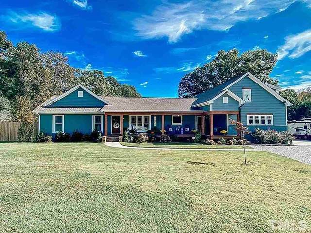 933 Tarboro Road, Youngsville, NC 27596 (#2381175) :: The Jim Allen Group