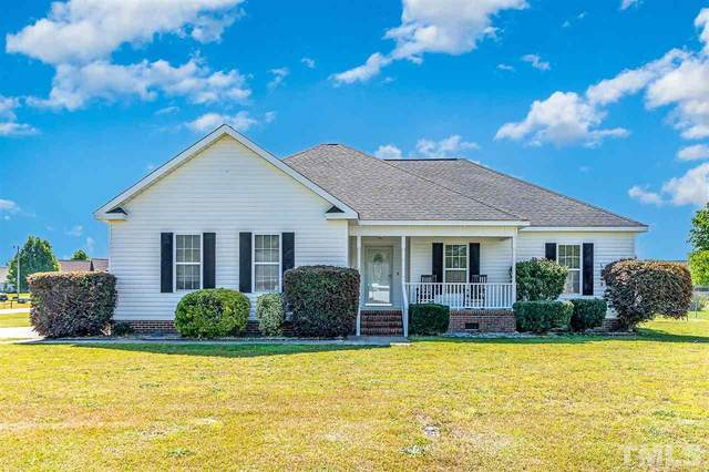208 Johnson Branch Road, Goldsboro, NC 27534 (#2381189) :: The Perry Group