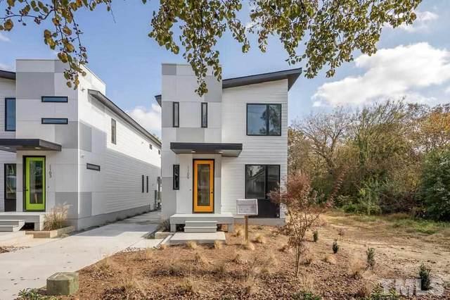 1105 S Blount Street, Raleigh, NC 27601 (#2381205) :: Dogwood Properties