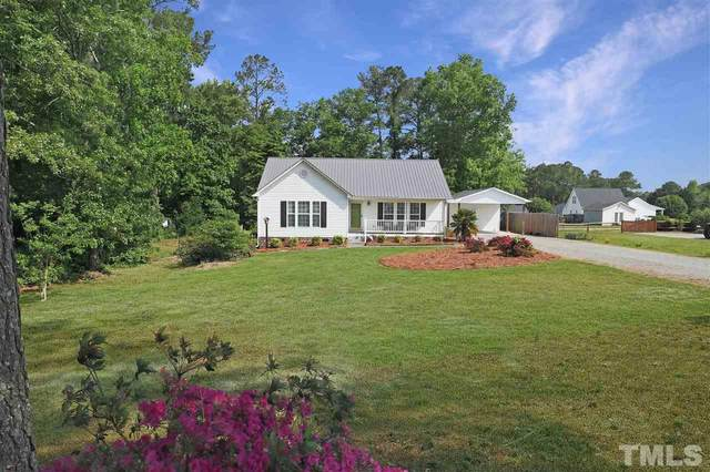 720 Woodall Dairy Road, Benson, NC 27504 (#2381213) :: Triangle Top Choice Realty, LLC