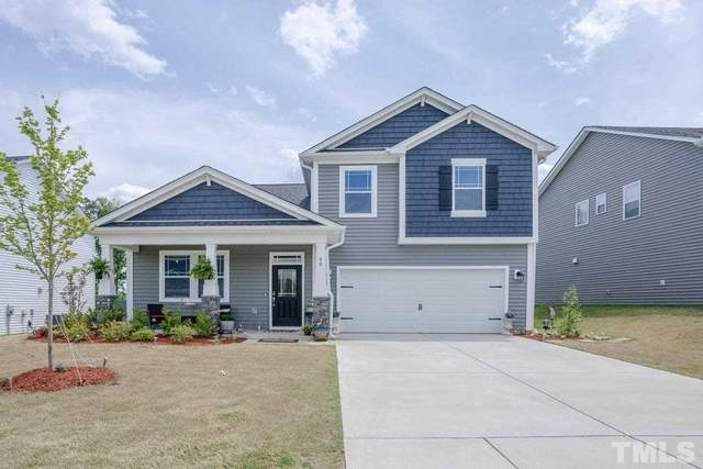 88 Mallard Loop Drive, Clayton, NC 27527 (#2381222) :: Marti Hampton Team brokered by eXp Realty
