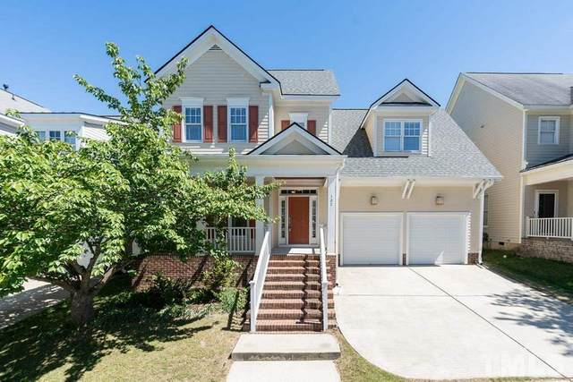 127 Naperville Drive, Cary, NC 27519 (MLS #2381264) :: The Oceanaire Realty