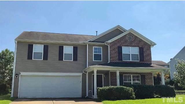 142 Brockton Ridge Drive, Garner, NC 27529 (#2381319) :: Triangle Top Choice Realty, LLC