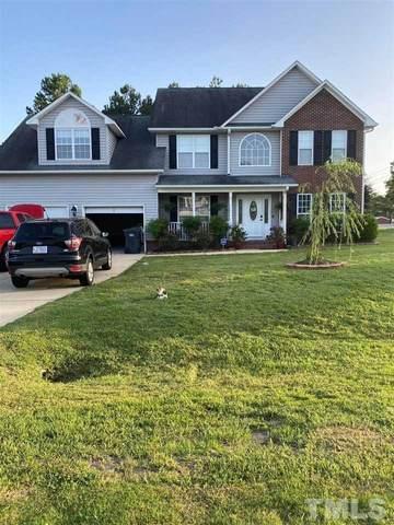 10 Appleton Way, Sanford, NC 27332 (#2381339) :: Steve Gunter Team