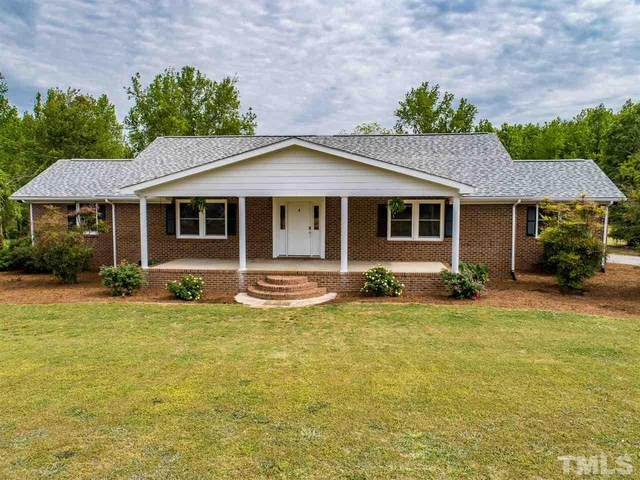913 Pollock Road, Kenly, NC 27542 (MLS #2381347) :: The Oceanaire Realty
