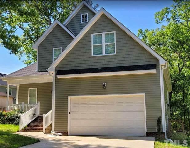 Lot 6 Berke Thomas Road, Broadway, NC 27505 (#2381349) :: Masha Halpern Boutique Real Estate Group