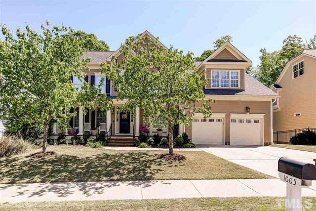 1005 Grogans Mill Drive, Cary, NC 27519 (#2381404) :: The Perry Group