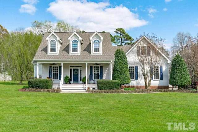 2021 Black Walnut Farm Road, Hillsborough, NC 27278 (MLS #2381406) :: The Oceanaire Realty