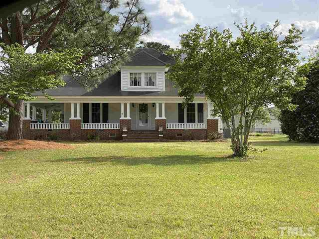 401 Blanche Street, Pine Level, NC 27568 (MLS #2381410) :: The Oceanaire Realty