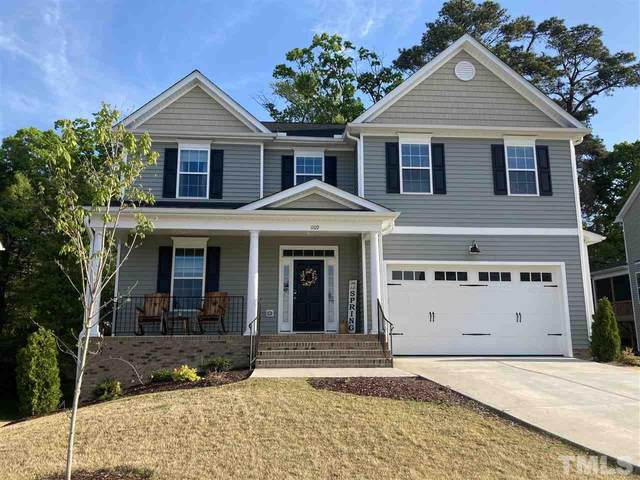 1109 Hidden Manor Drive, Knightdale, NC 27545 (#2381420) :: Choice Residential Real Estate