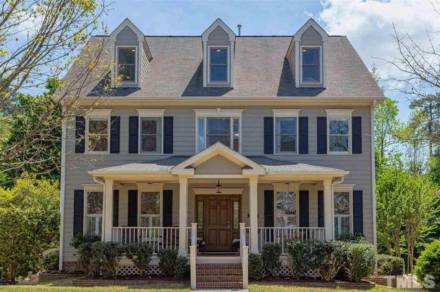 809 Highgrove Drive, Chapel Hill, NC 27516 (#2381452) :: Dogwood Properties