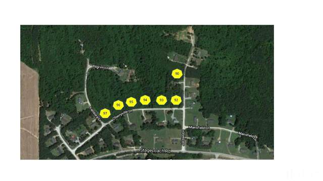 LOT 90 Jordan Lane, Henderson, NC 27537 (MLS #2381488) :: EXIT Realty Preferred