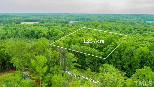 1.25 ac Moores Mill Road, Rougemont, NC 27572 (#2381505) :: Kim Mann Team