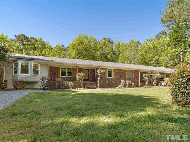 254 Oakwood Drive, Pittsboro, NC 27312 (#2381518) :: The Jim Allen Group