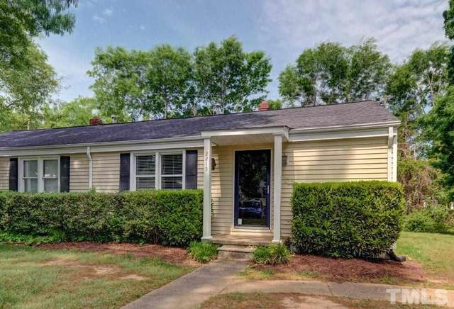 2215 Bernard Street #2215, Raleigh, NC 27608 (#2381524) :: Steve Gunter Team