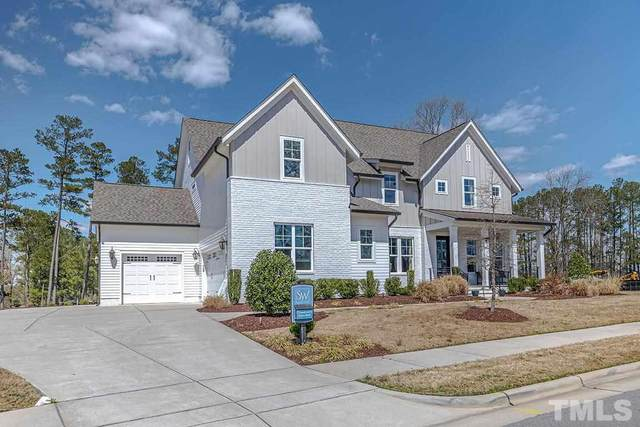 3108 Curling Creek Drive, Apex, NC 27502 (#2381526) :: Kim Mann Team