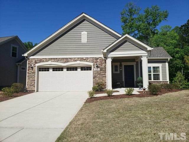239 Ellisview Drive, Cary, NC 27519 (MLS #2381531) :: The Oceanaire Realty