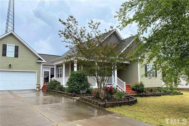 95 Overby Court, Fuquay Varina, NC 27526 (#2381545) :: RE/MAX Real Estate Service